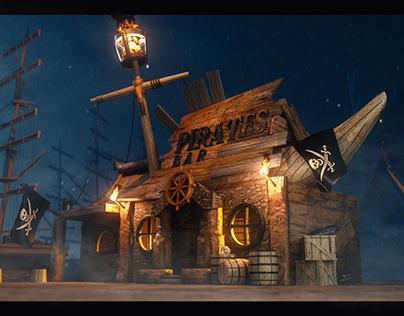 pirates bar