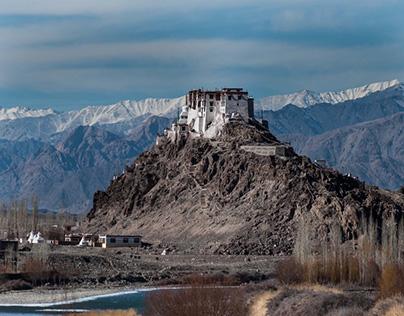 The Tiger Nose - Stakna Monastery, Ladakh, India