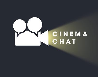 Cinema Chat - Logo animation