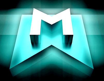 MattsterClass 3D Logo Animation