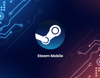 Steam Mobile App Redesign
