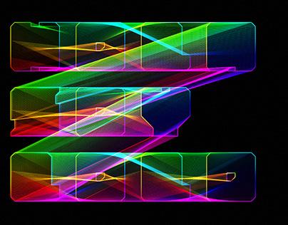 Text Particles Exploration