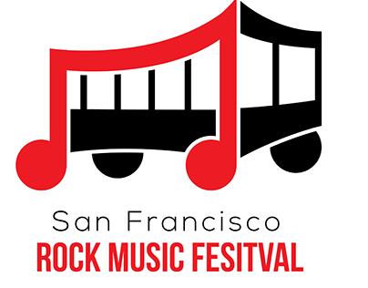 San Francisco Rock Music Logo Design