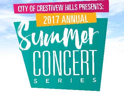Crestiview Hills Annual Summer Concert Series