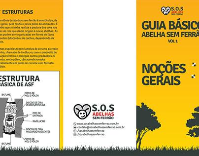 Cartilhas SOS Abelha Sem Ferrão
