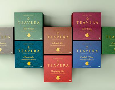 Product Packaging || Tea