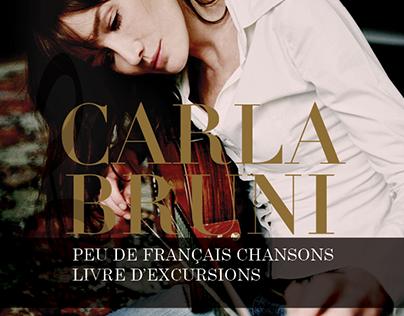 Carla Bruni Tour Book 2013