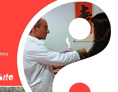 "Flyer ""Curso Intensivo Medicina Chinesa"""