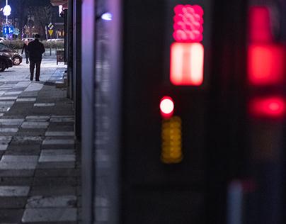 night walks III