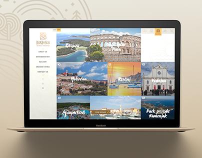 Barboska Guesthouse Website