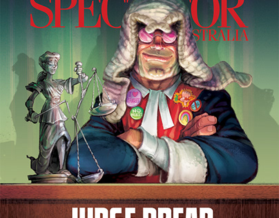 Judge Dread Cover Art