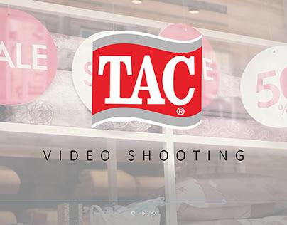 Video shooting TAC