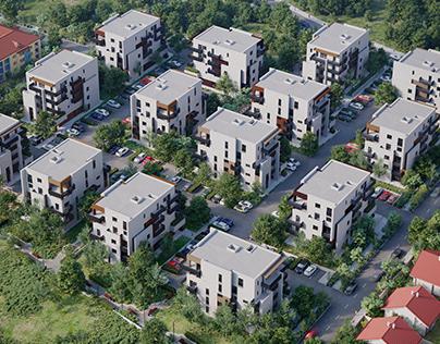 Craiova Residental Project