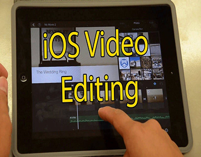 How to Edit Videos on iPads and iPhone?