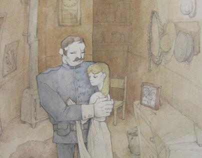 The Fairy-tale of Bearskin