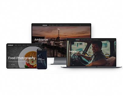 Vidoiskatel - Responsive Website | Photography