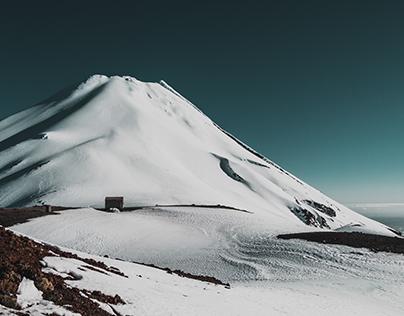 Syme Hut - Mt. Taranaki