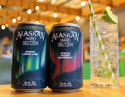 Alaskan Brewing Hard Seltzer