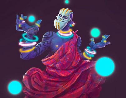 The Neon Prophet