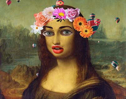 Mona Lisa's Glow Up