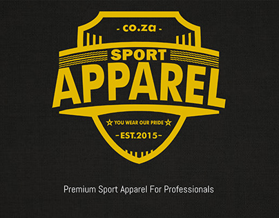 Online Store for Sport Apparel
