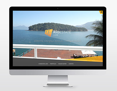 Site RioEstate Luxe