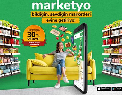 Marketyo / Campaing