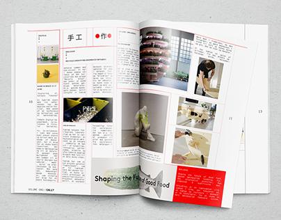 kon:strukt Magazine