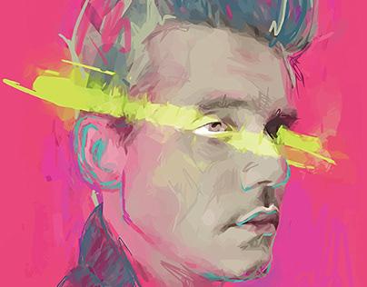 2020 Digital Paintings