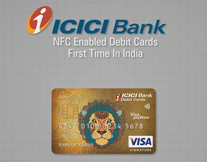 ICICI Paywave Debit Card