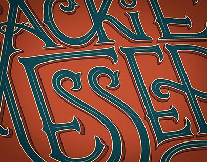 Dj Mackie Messer Logo