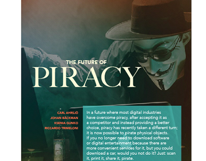 Future of Piracy