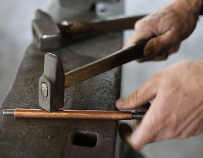 Orée Stylograph - How we made a copper smartpen