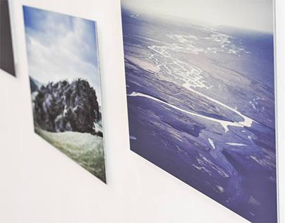 'Landscapes' exhibition - The Brick Lane Gallery
