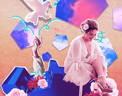 Color: Hatsune Miku Wedding & The Ultimate Showdown