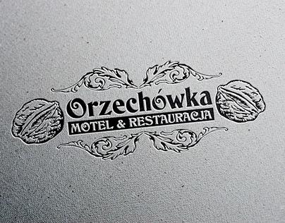 Projekt logo dla restauracji