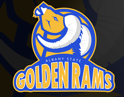 Albany State logo design and rebranding