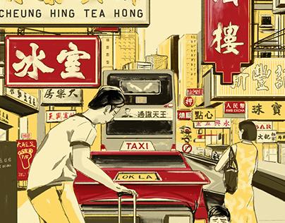 Leaving Hong Kong 香港移民潮