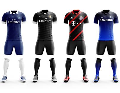 Soccer kits V1