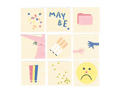Post-It-Notes // Fun-A-Day Project