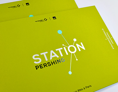 PERSHING Branding (architecture competition)