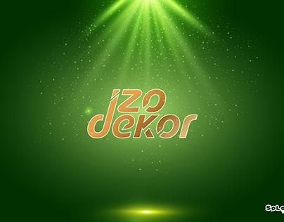 İzo Dekor Logo & Kurumsal Kimlik Tasarımı
