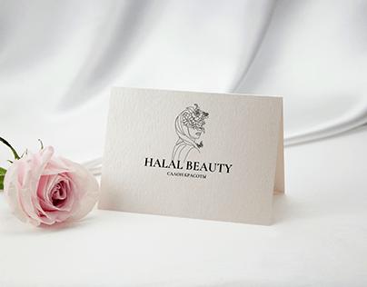 Halal Beauty - Business card, Price list, Certificate
