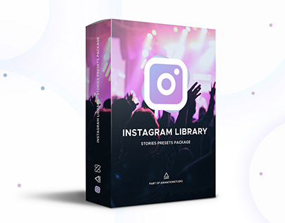 Instagram Library - Stories Presets Package