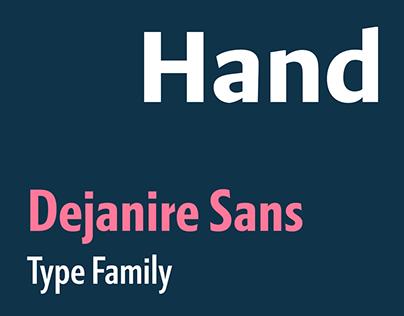 Dejanire Sans type family