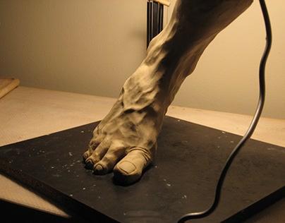 Real Figure Sculpture