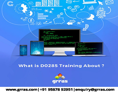 What is DO285 training about?