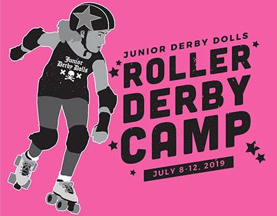 Junior Derby Dolls Roller Derby Camp