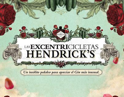 Las Excentricicletas Hendrick´s