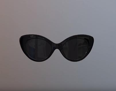 3D Glasses presentation